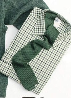 New Viyella cotton-merino check shirts for winter