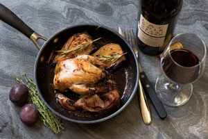 Time to enjoy delicious wild partridges from an English estate: only £39 for 10 birds delivered