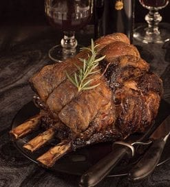 Finest Wagyu rib of beef on the bone roasting joint: 3.5kg: save £90