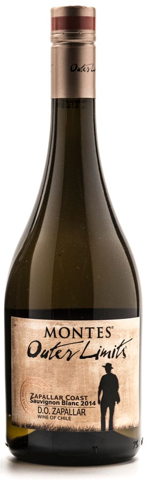Delicious Sauvignon Blanc from Montes: Zapallar Single Vineyard Outer Limits: highly rated by Jancis Robinson MW