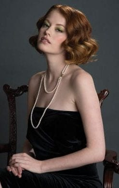 Heart strings: the glamorous natural pearl and 14ct gold Amadeo Necklace