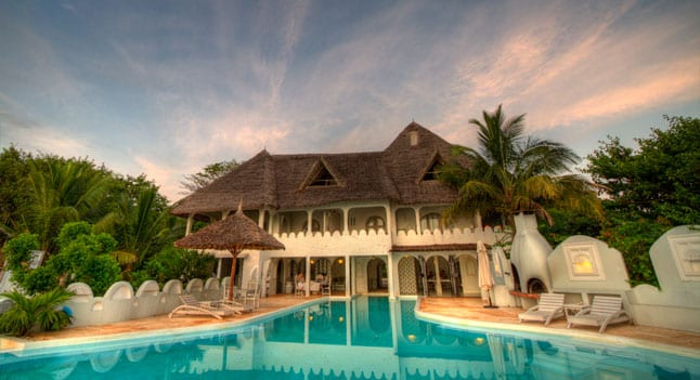 Msambweni Beach House & Private Villas, Kenya