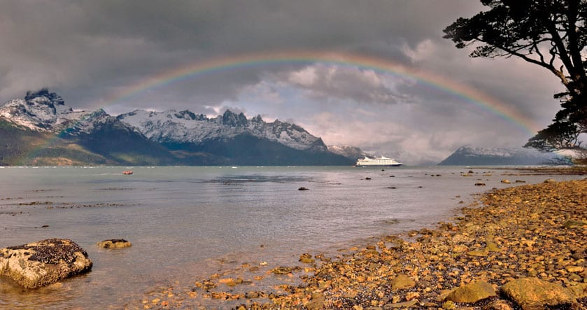 Cruise to Cape Horn, Patagonia