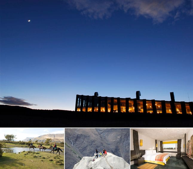 Remota Patagonia Lodge, Chile