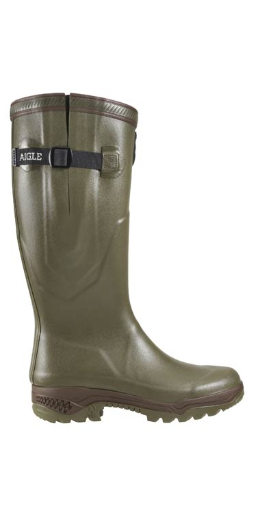 d13c782e5 These boots are made for walking . . . Francis Fulford reviews the  top-class handmade Aigle Parcours 2 ISO Boots  Top marks