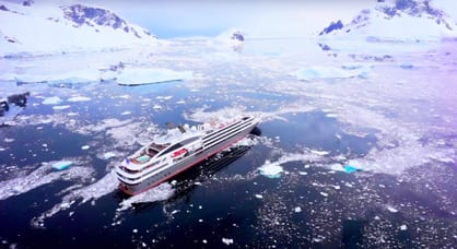 A NEW WORLD TRAVEL EVENT: THE ARCTIC