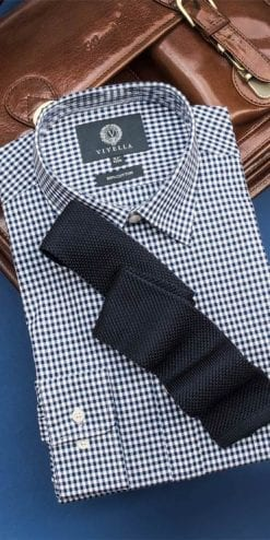 Luxury Superfine Cotton Gingham Shirts By Viyella Stylish Beautifully Made Classics Countryclubuk