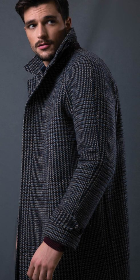 Magee Purewool Erne Coat